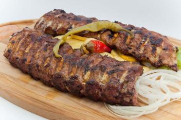 jedzenie z grilla Czechowice